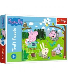 Peppa Pig In Drumetie, 30 Piese