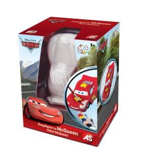 Figurina Cars Mcqueen Pentru Desenat 3D