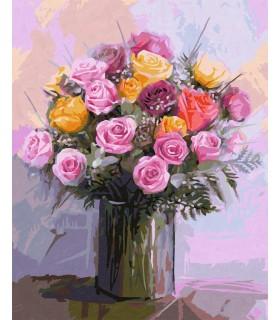 Buchet Cu Trandafiri