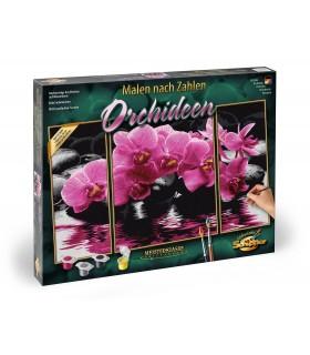 Orhidee, 3 Tablouri