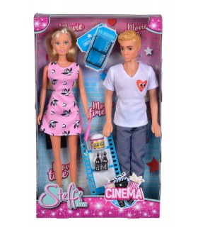 Steffi Si Kevin La Cinema