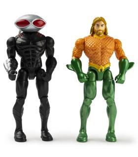 Aquaman Si Black Manta Cu 6 Accesorii