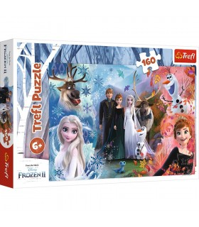 Frozen2 Vis Devenit Realitate, 160 Piese