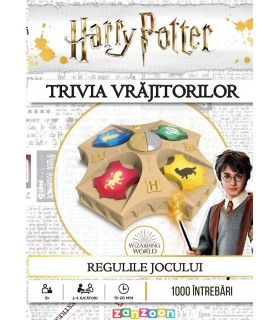 Harry Potter Trivia Vrajitorilor