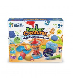Beaker Creatures - Laboratorul Cu Extraterestrii
