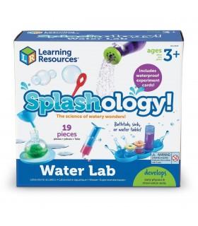 Splashology - Laboratorul Apei