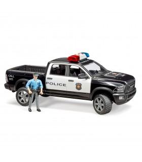 Camion De Politie Ram 2500 Cu Politist
