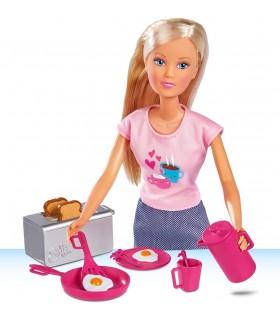 Steffi Serveste Micul Dejun