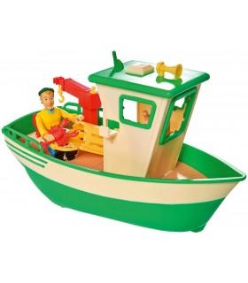 Barca De Pescuit A Lui Charlie