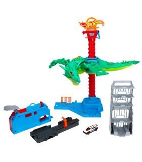 Hot Wheels Atacul Dragonului
