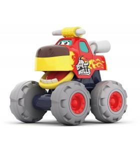 Masinuta Bebe Monster Truck Taurasul Cel Furios