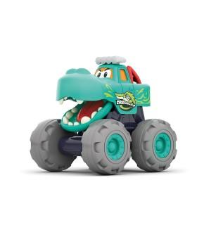 Masinuta Bebe Monster Truck Crocodilul