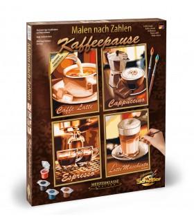 Quatro Pauza De Cafea