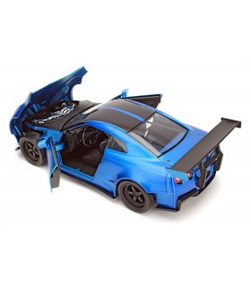2009 Nissan Ben Sopra, Fast and Furious