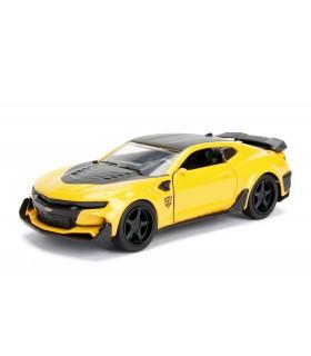 Masinuta Metalica Transformers 2016 Chevy Camaro Scara 1:32