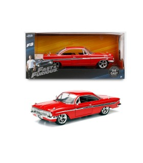 1961 Chevy Impala, Fast and Furious