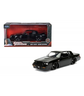 1987 Buick, Fast and Furious