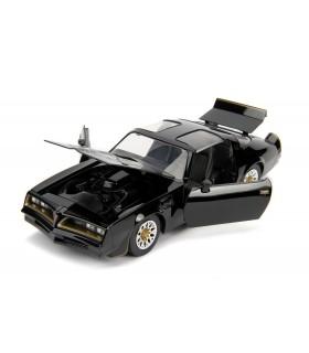 1977 Pontiac Firebird, Fast and Furious