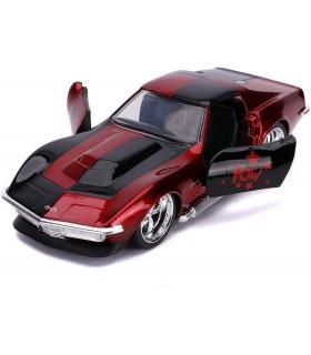 1969 Corvette Stingray, Harley Quinn