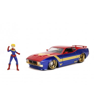 1973 Ford Mustang Mach, Captain Marvel