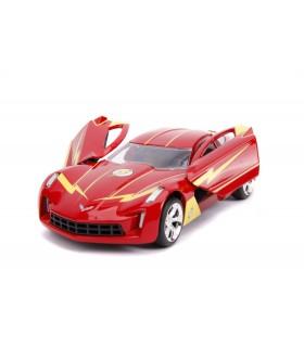 2009 Chevy Corvette, Flash
