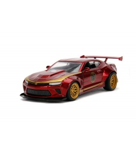2016 Chevy Camaro SS, Iron Man