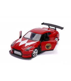 2009 Nissan GT-R R35, Power Rangers