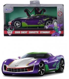 2009 Chevy Corvette Stingray, Joker (Batman)