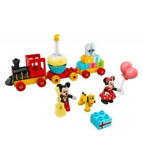 Trenul Aniversar Mickey Si Minnie