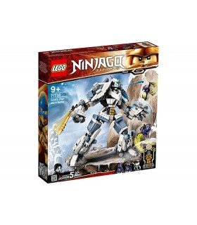 Robotul Titan Al Lui Zane