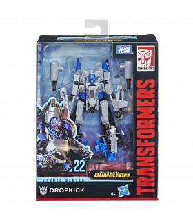 Robot Deluxe Decepticon Dropkick
