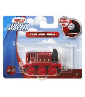 Locomotiva Rosie Push Along