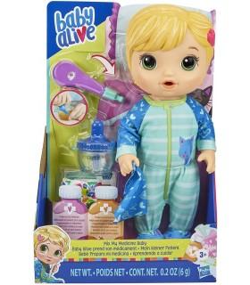 Baby Alive Cu Medicamente De Preparat