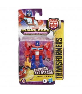 Robot Optimus Prime Seria Energon Axe Attack