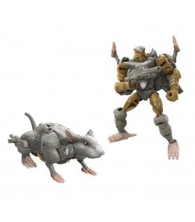 Robot Decepticon Rat Trap Seria War For Cybertron