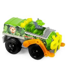 Masinuta Metalica Rocky Jungle Rescue