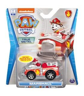 Masinuta Metalica A Pompierului Marshall