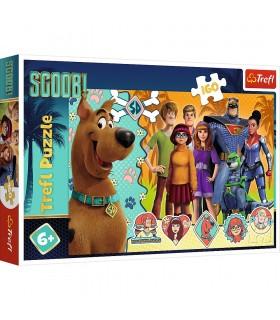 Scooby Doo In Actiune, 160 Piese