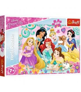 Printesele Disney Intr-O Seara De Poveste, 200 Piese