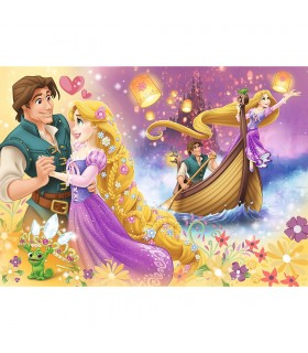 Lumea Magica A Printesei Rapunzel, 200 Piese