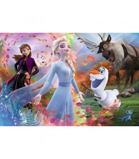 Frozen2 O Zi Plina De Aventuri, 24 Piese Maxi