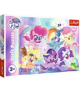 My Little Pony, 24 Piese Maxi