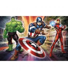 Eroi Avengers, 24 Piese Maxi
