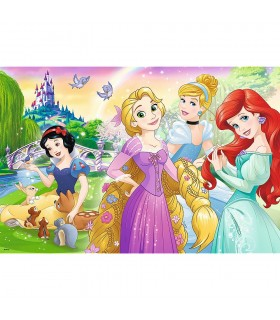 Printesele Disney In Gradina Fermecata, 100 Piese
