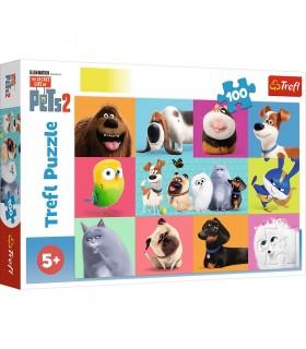 Viata Secreta A Animalelor 2, 100 Piese