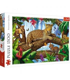 Jaguar Intr-O Pauza Odihnitoare, 1500 Piese