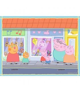 Memo Peppa Pig 2In1, 30/48 Piese