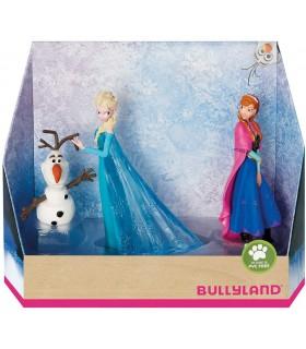 Set Frozen 'Regatul De Gheata' (Elsa, Anna si Olaf)