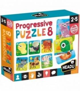 Set 8 Puzzle-Uri Progresive