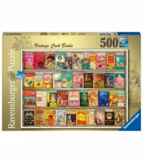 Carti De Gatit De Epoca, 500 Piese